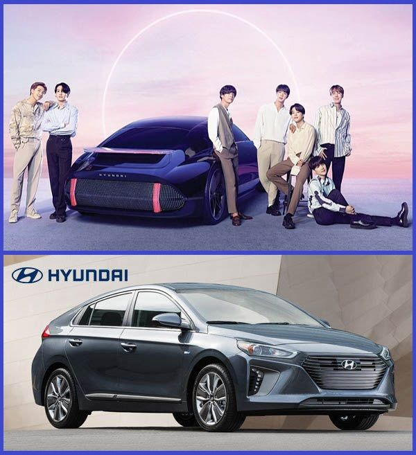 Pop-band-BTS-poses-with-Hyundai-IONIQ-all-electric-car-in-promotional-photos