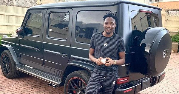 Ahmed-musa-and-his-g-wagon