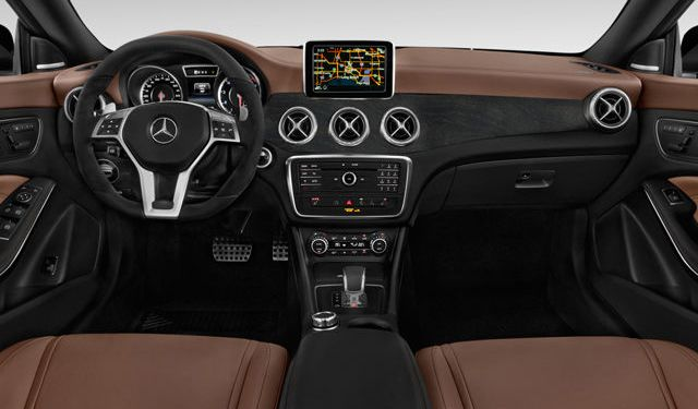 Mercedes-Benz-CLA-2014-Interior