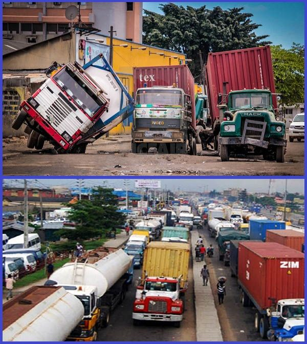 Trucks-in-Lagos