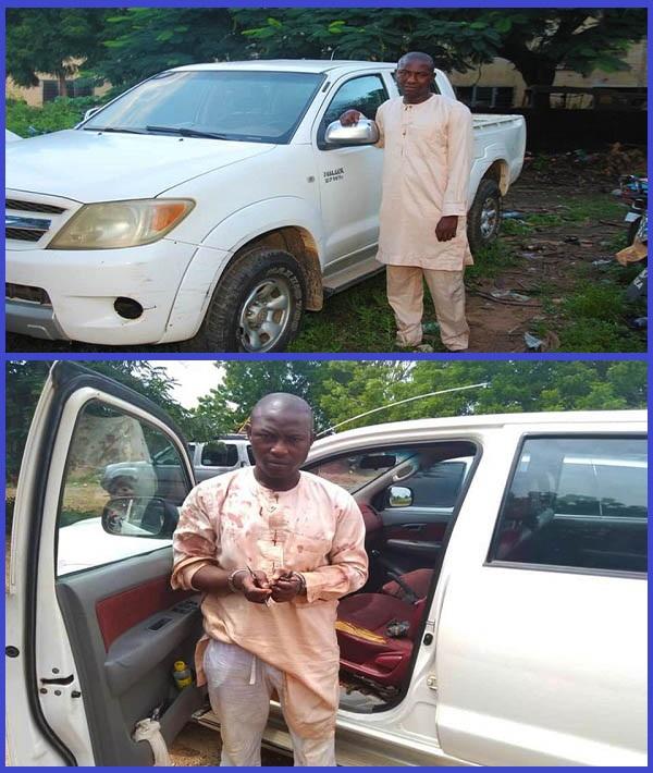 Arrested-serial-car-snatcher-in-Bauchi-state