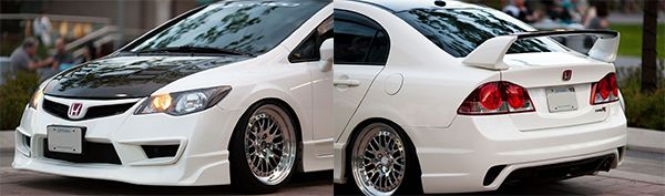 Modified-Honda-Civic