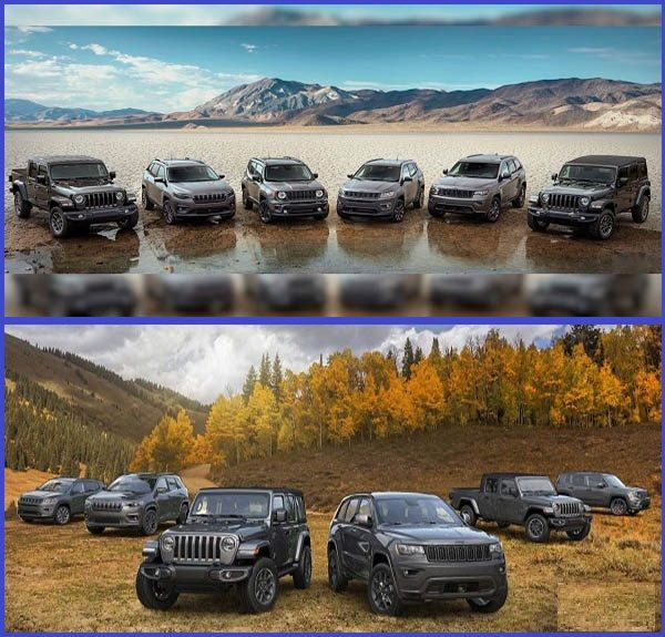 Special-edition-80th-anniversary-Jeep-SUV-models