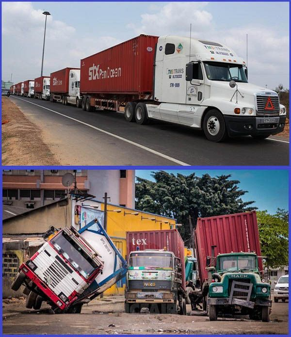 Trucks-in-Lagos-Nigeria