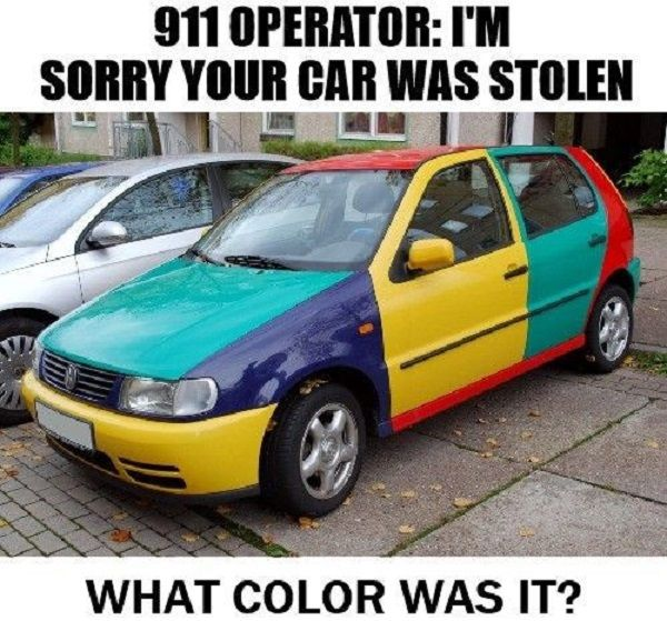 car-of-many-colors