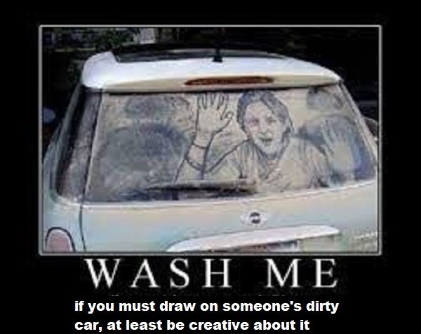 drawing-on-car