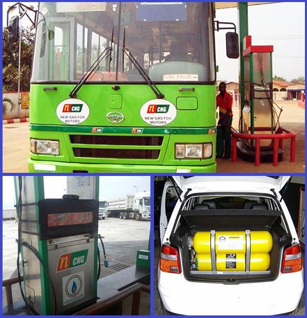 CNG-filling-station-and-LPG-powered-cars