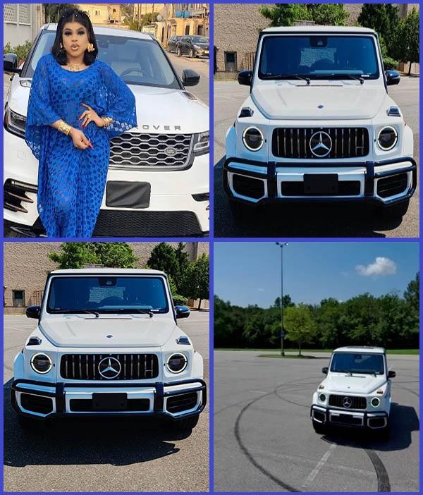 Nigerian-cross-dresser-Bobrisky-and-his-cars
