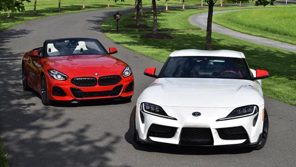 BMW-Z4-vs-Toyota-Supra