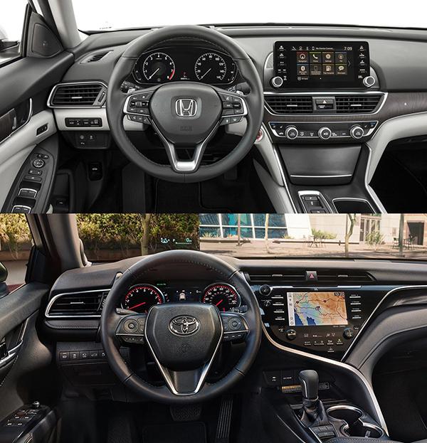 Honda-Accord-vs-Toyota-Camry-Interior