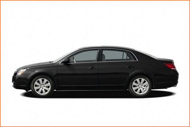 Toyota-Avalon-2007-sideview