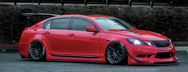Modified-Lexus-GS-350