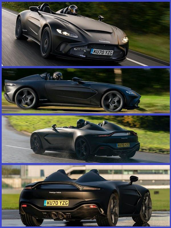 Matte-Black-Aston-Martin-V12-Speedster-sports-car