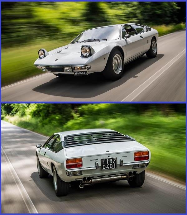 1970-Lamborghini-Urraco-supercar
