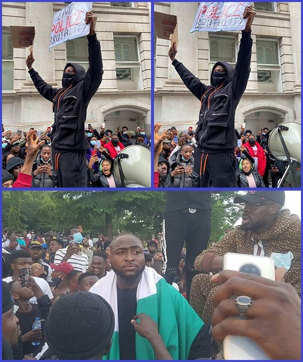 Wizkid-and-Davido-joins-ENDSARS-and-SARSMUSTEND-protesters