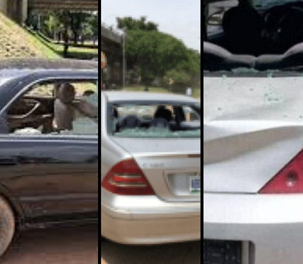 image-of-vehicles-vandalized-at-end-sars-protest-in-abuja