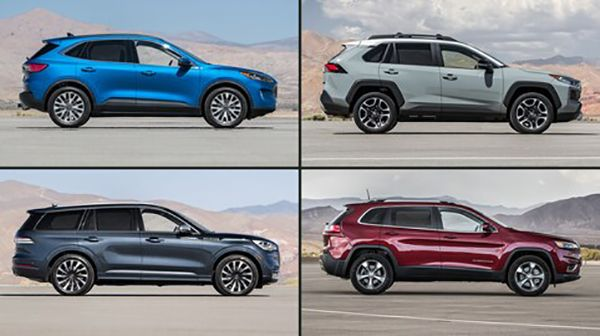 photo-of-Crossover-suvs-suv-vs-crossover-differences