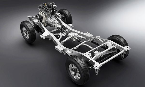 Chassis-of-an-SUV