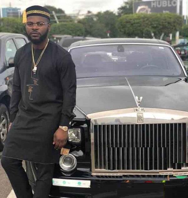 Falz-Rolls-Royce