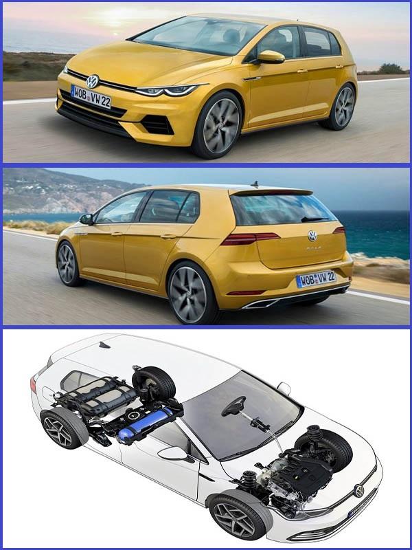 2021-Volkswagen-Golf-compact-car