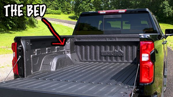 Pick-up-truck-bed
