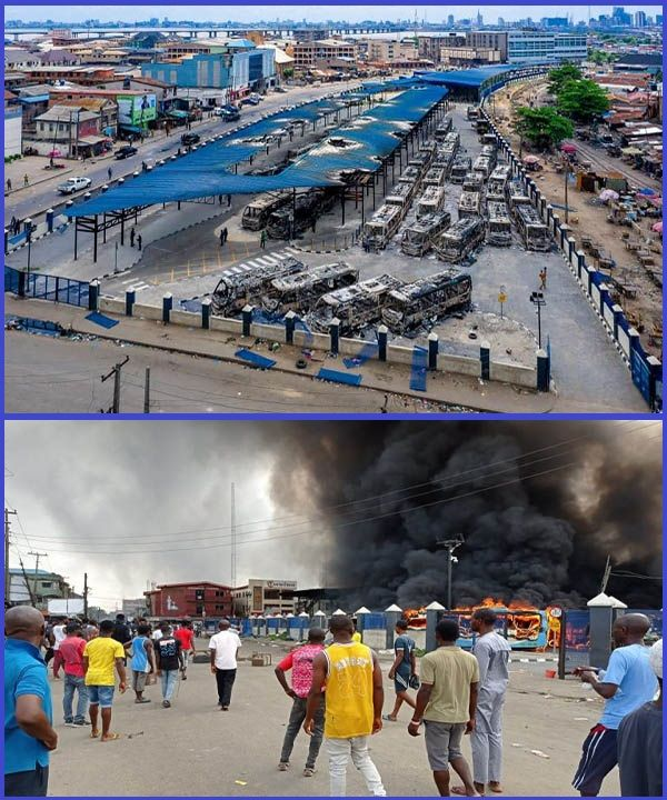 Destroyed-BRT-buses-in-Lagos-state