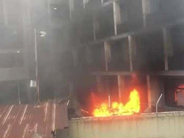 image-of-hoodlums-vandalized-and-razed-NPA-in-Lagos