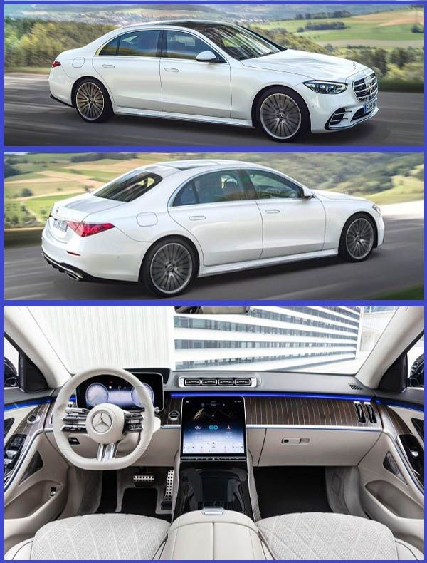 2021-Mercedes-Benz-S580-luxury-sedan