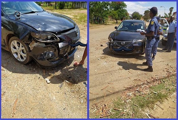 Smashed-Mazda-car-of-an-abused-South-African-woman