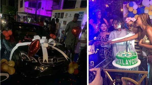 image-of-laycon-birthday-party-and-car-gift