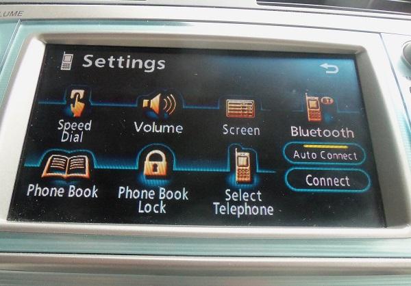 car-menu