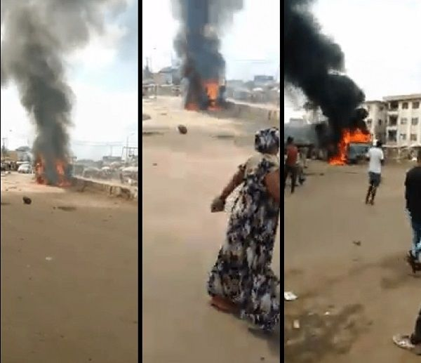 image-of-mob-in-Onitsha-set-salt-truck-on-fire