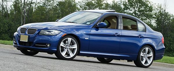 angular-front-of-the-bmw-335i-4-doors