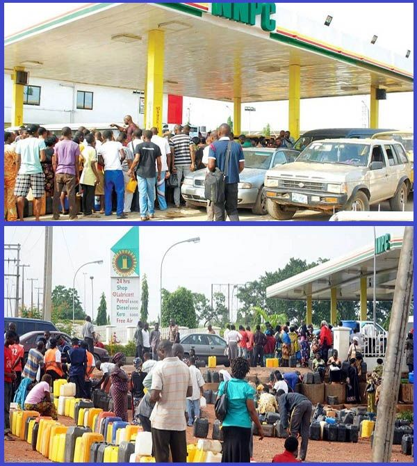 Customers-stand-on-long-queues-to-buy-fuel-in-Abia-State