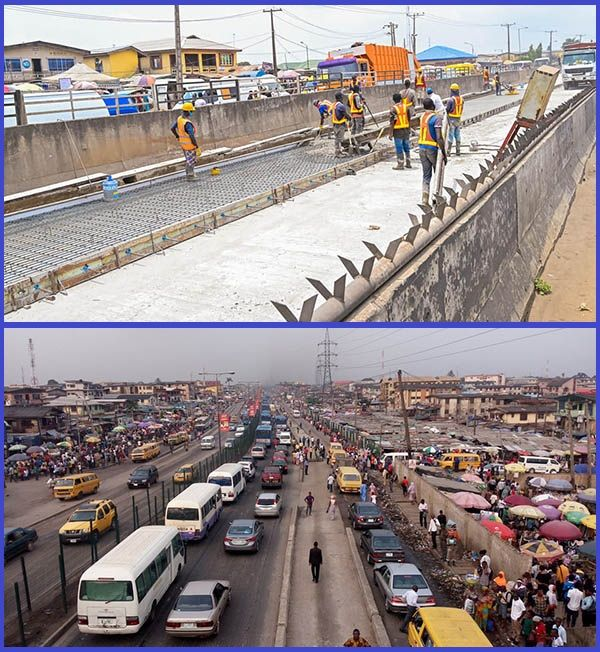 Ongoing-construction-works-on-Ketu-Mile-12-Corridor