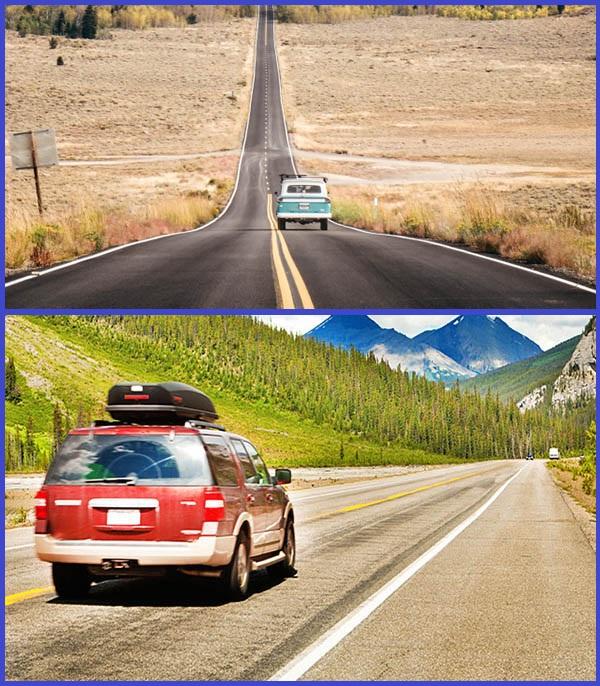 Road-trip-in-a-car