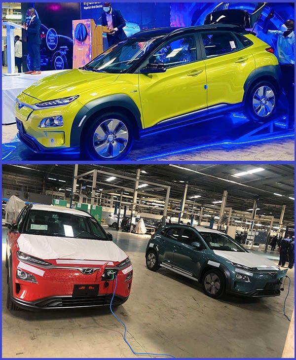 Hyundai-Kona-electric-crossover-SUV-unveiled-in-Lagos-state