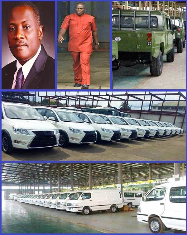 Innoson-Motors-CEO-and-photos-of-vehicles-produced-by-his-company