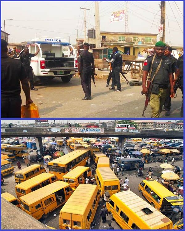Lagos-police-and-commercial-transporters