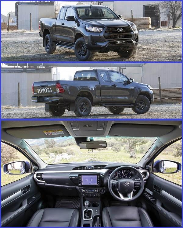 2020-Toyota-Hilux-pickup-truck