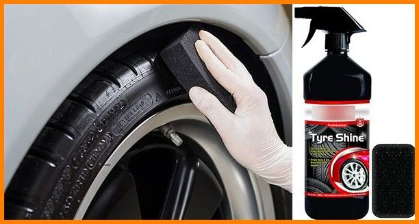 cleaning-black-tire