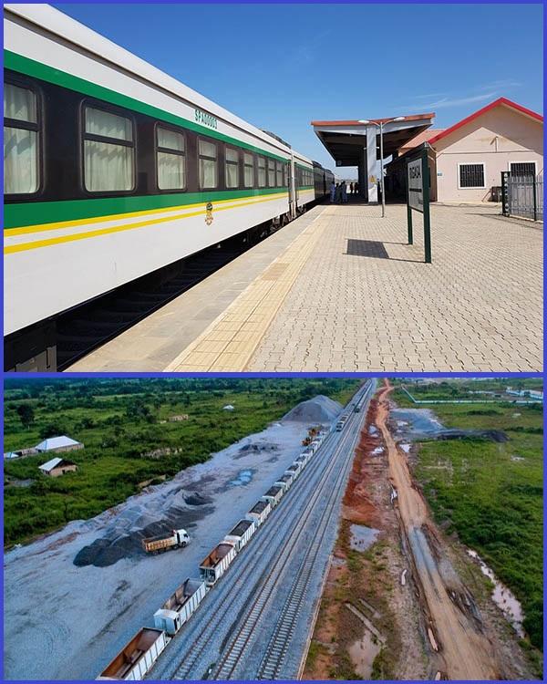 Abuja-Kaduna-railway