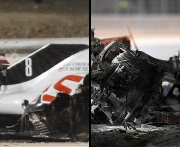 image-of-romain-grosjean-crash-at-bahrain
