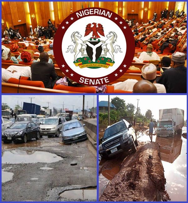 Photos-of-the-Nigerian-Senate-and-deplorable-roads