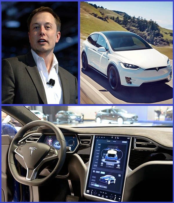 Photos-of-Elon-Musk-CEO-of-Tesla-Motors-and-photos-Tesla-car-interior-and-exterior