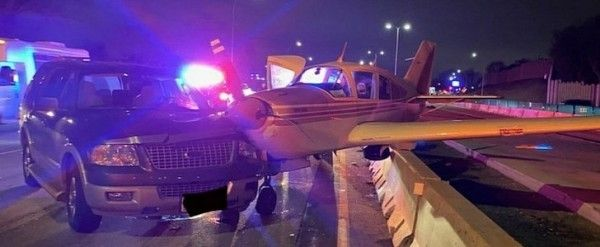 image-of-plane-crashed-into-car-in-Minnesota-highway