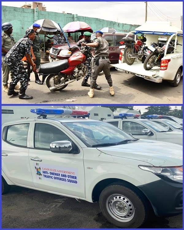 Photos-of-Lagos-special-taskforce-impounding-motorcycles-of-traffic-violators