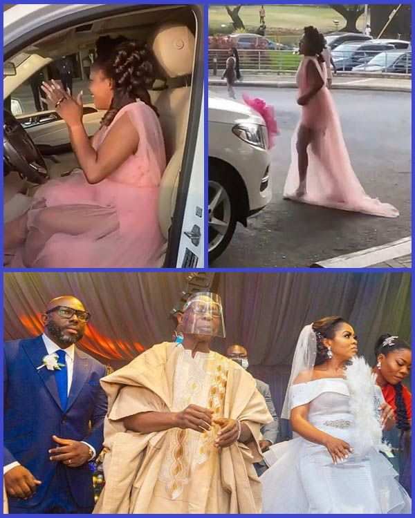 Deola-Shonubi-gushes-over-the-Mercedes-SUV-giving-to-her-by-her-husband-Seun-Olusegun
