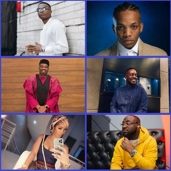Collage-photo-showing-some-of-the-richest-singers-in-Nigeria