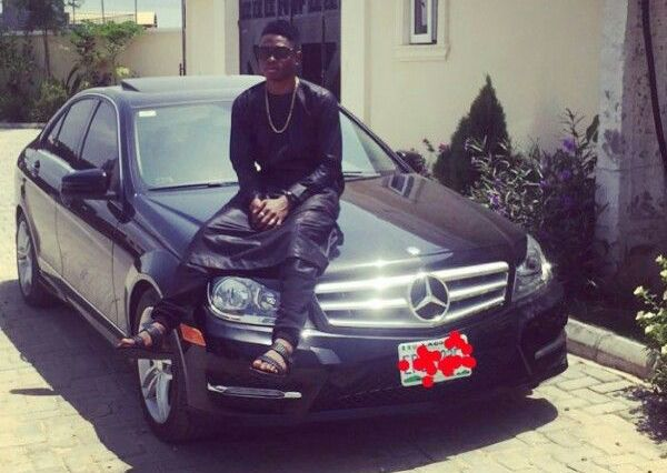 lil-kesh-and-his-mercedes-benz-c300